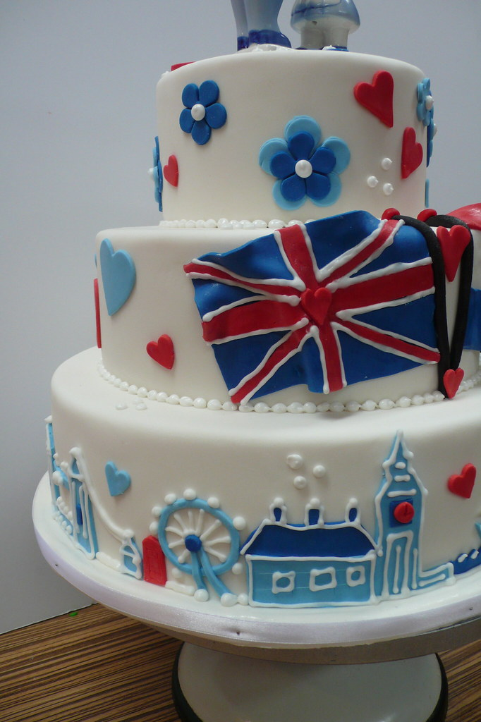 wedding cake jobs london flag wedding cake zoe elizabeth gottehrer 22997