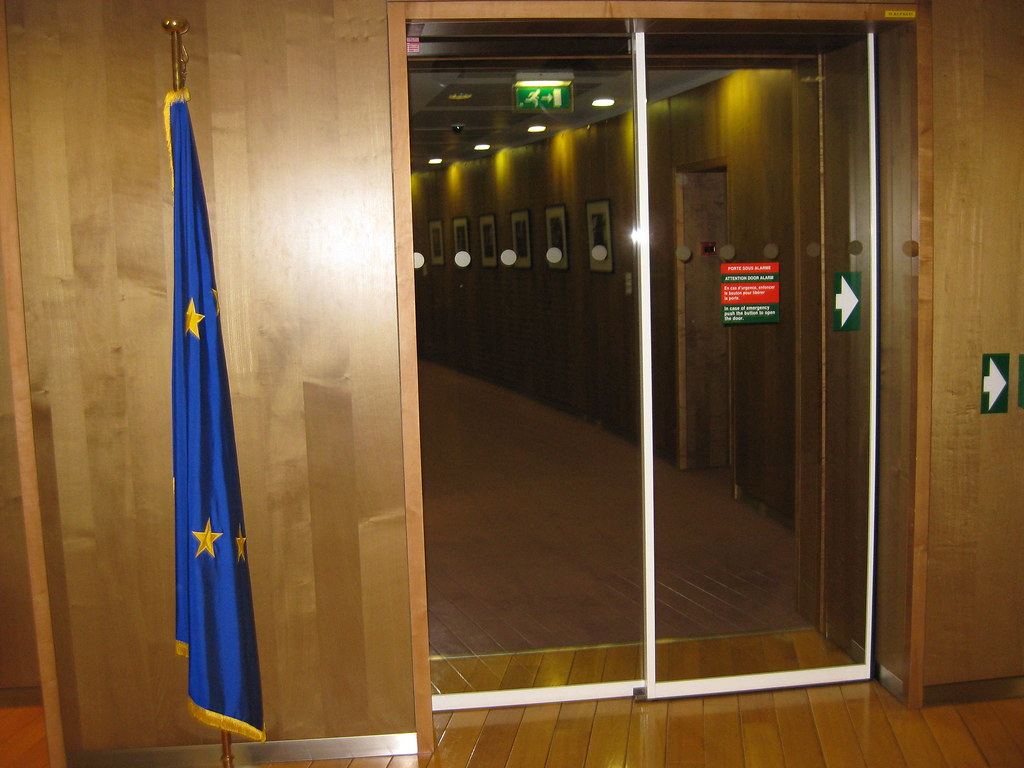 Protocol entrance of the commission president 13th floor for 13th floor in buildings