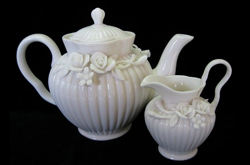 I Godinger Amp Co 3 Cup Teapot And Creamer I Use This New