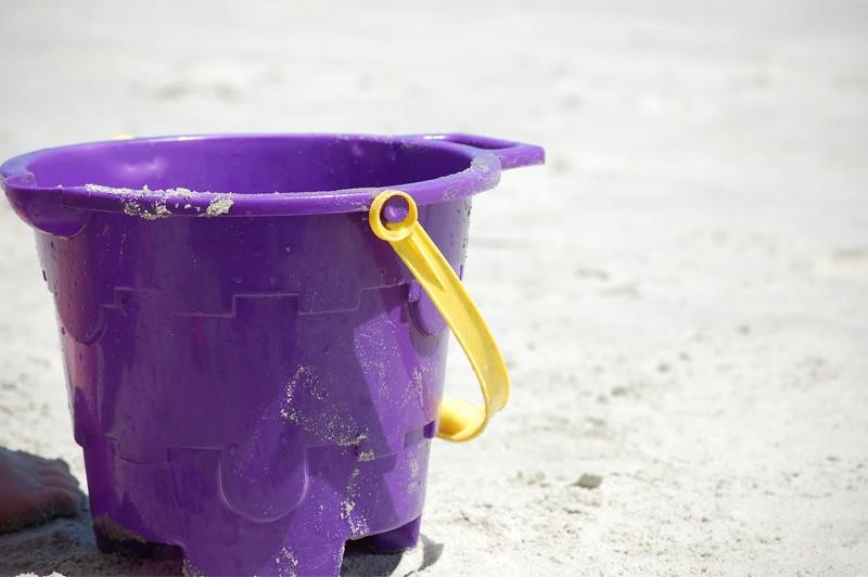 Purple Sand Beach Ca