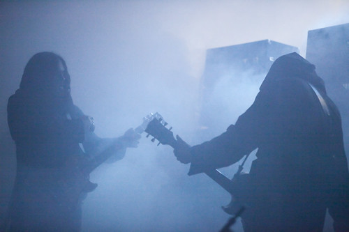 Sunn O))) at Primavera Sound 2009 | by Oscar Garcia