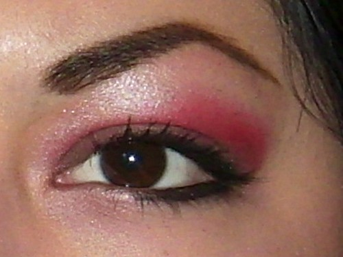 Red Amp Brown Quot Eye Quot Shadow Cocoa Maybelline Brown