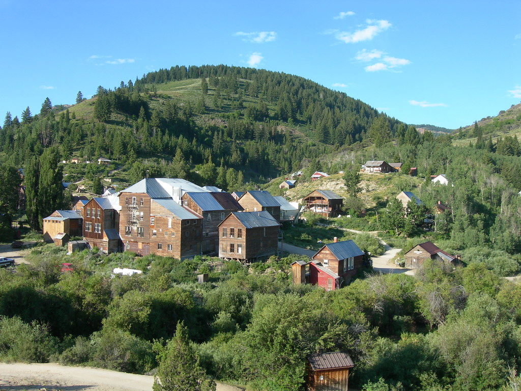 Silver City, Idaho | Silver City was founded in December ...