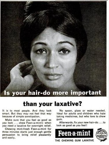 laxative ad | by retrospace.org