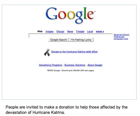 Hurricane Katrina relief effort – Google Timeline ...