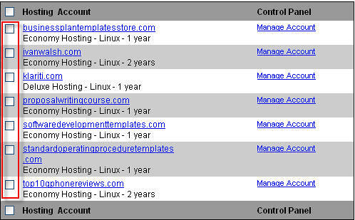 Multiple Subdomains and Domain Hosting