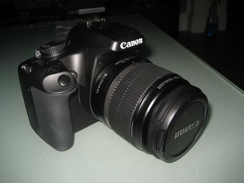 New Camera 2009