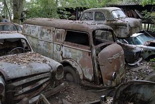 1954 Tempo Matador 1400 Car Was Located In The Famous