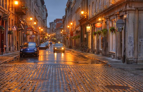Old Montreal | by Denis Tangney Jr