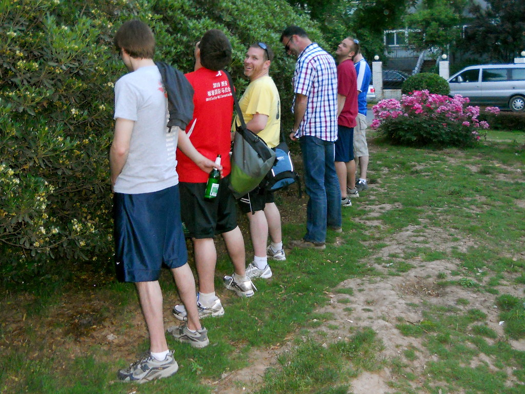 Peeing In The Bushes  Amy Edwards  Flickr-8633