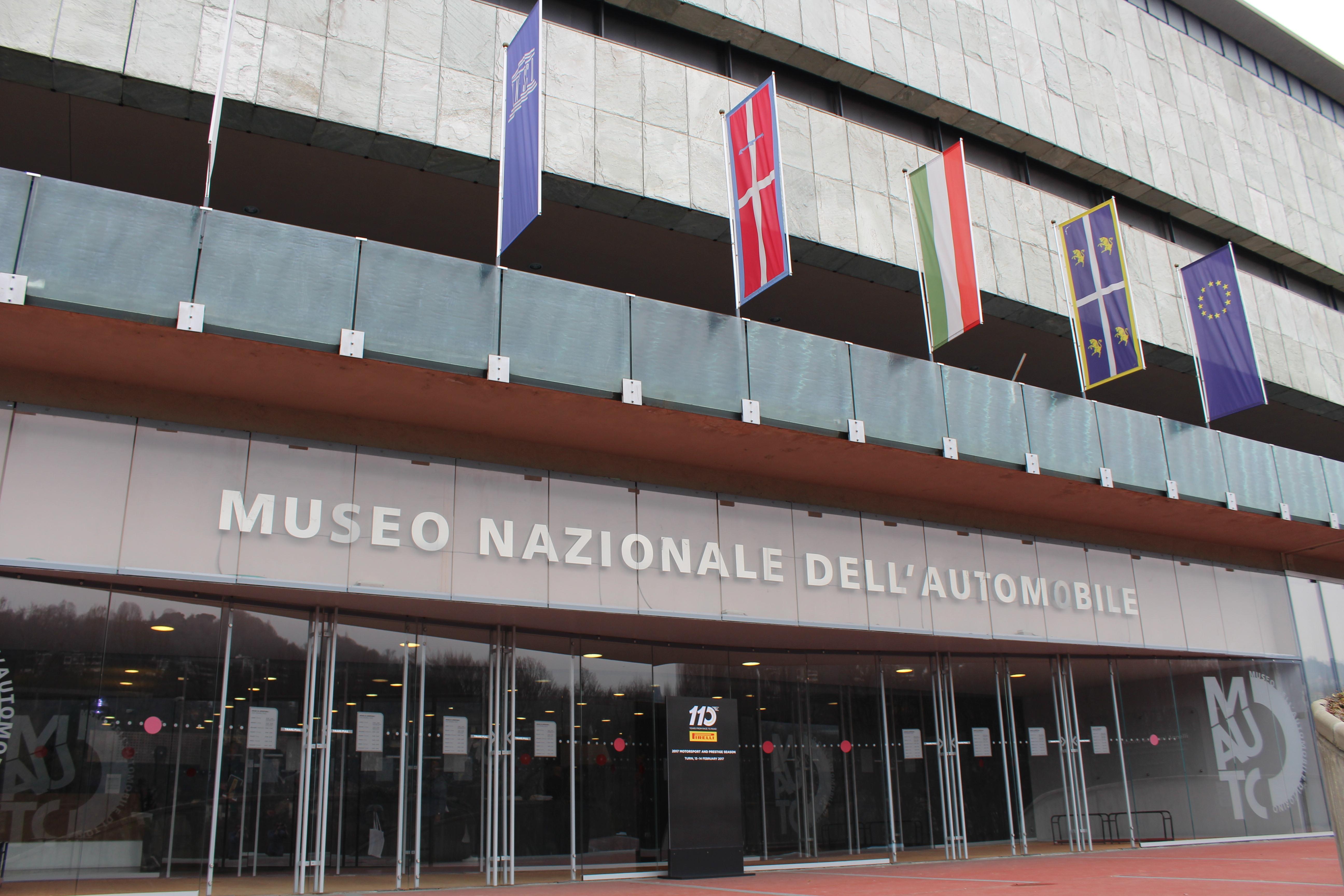 Turin Automobile Museum