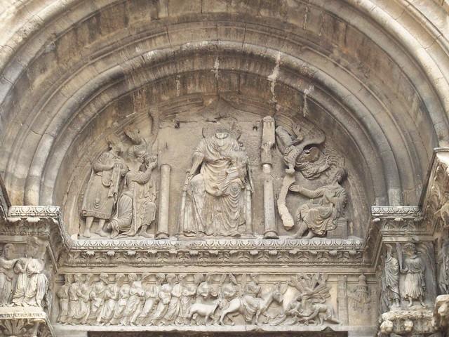 Abbatiale de SaintGillesduGard Languedoc  wwwart