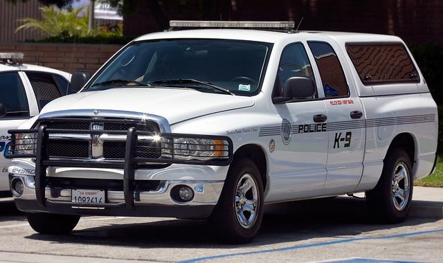 Los angeles port police k 9 shop 24960 dodge ram ken for La port police