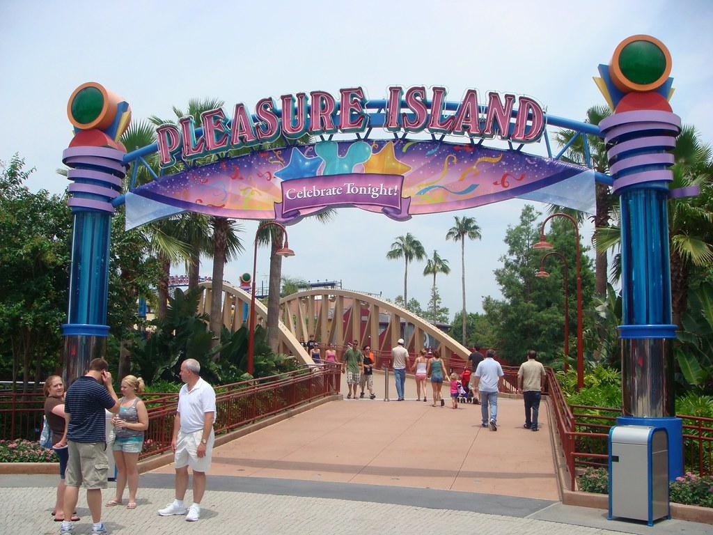 new pleasure island