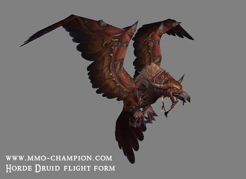 Flight form   Tauren Druid Flight Form   Nosecrusher   Flickr