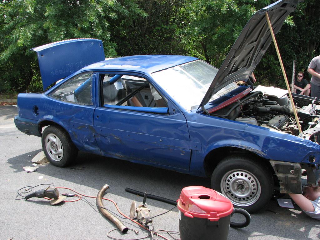 Repairs On Car Rental National