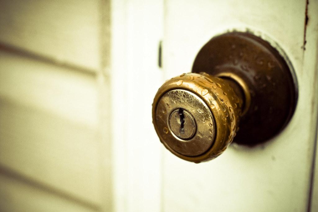 Charmant ... Door Knob | By Hostetler Photo