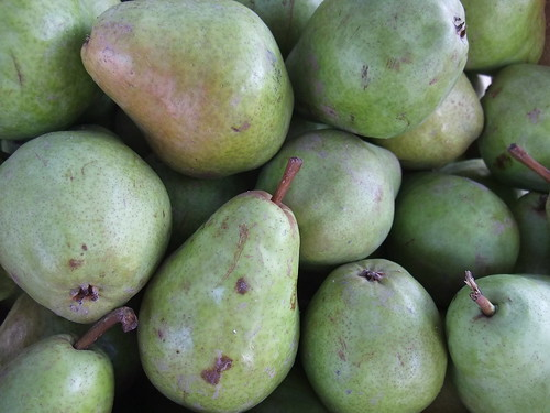 Pears from Eshelman's Fruit Farm | by swampkitty