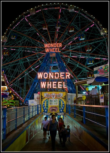 The Wonder Wheel (History) | by Tony Fischer Photography