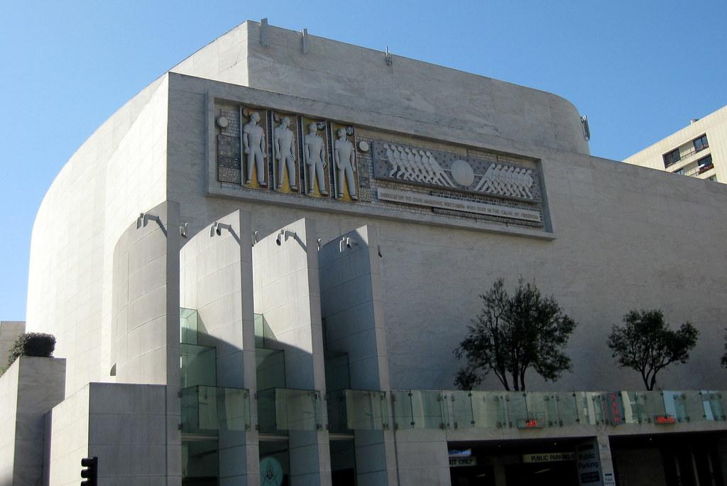 San Francisco Nob Hill Nob Hill Masonic Center The