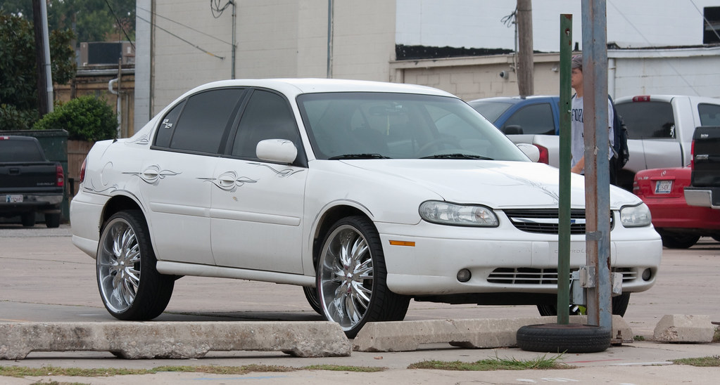 Worksheet. Chevrolet Malibu with big rims  Tor  Flickr