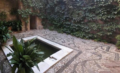 Baños Romanos Granada:Baños árabes: El Bañuelo / Baños del Nogal