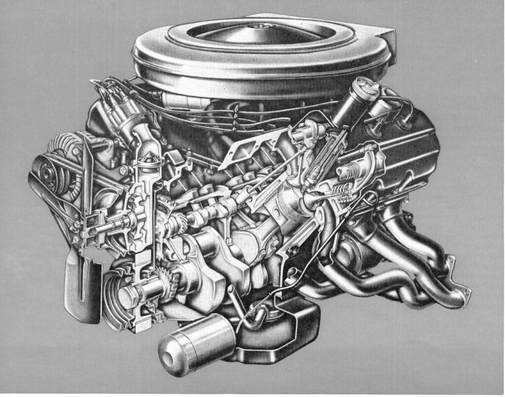 1966 Chrysler 426 Hemi V