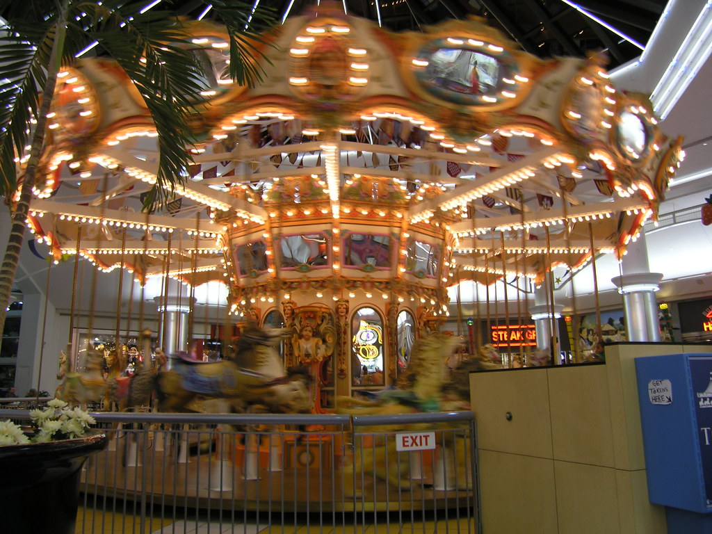 Carousel Mall Food Court