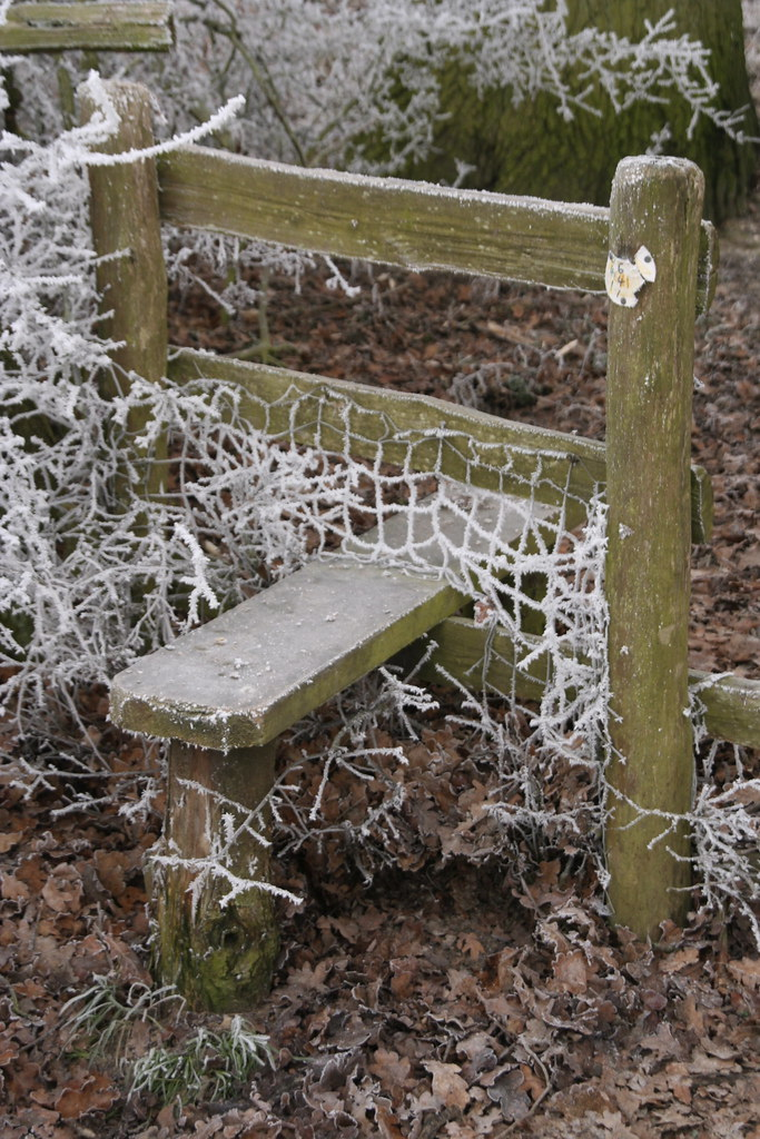 Country Stile 2 Wintry Footpath Stile Kent Indigo2brown Flickr
