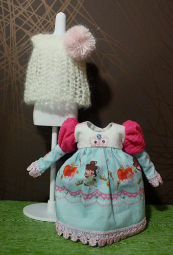 The Lovely Frocks for The Pink Princess! | by soni K