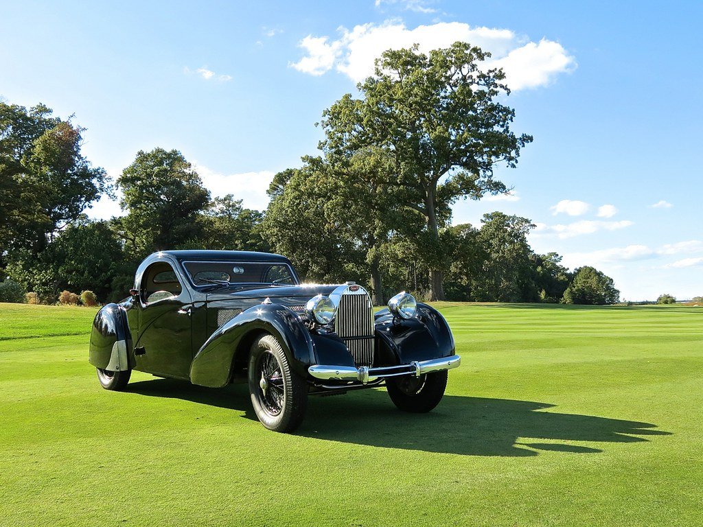 Bugatti Type 57 Atlante St. Michaels 13