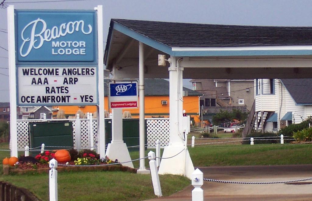 Beacon Motor Lodge Nags Head Nc Teresa Matchette Flickr