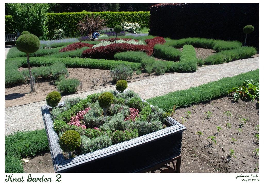 Knot Garden 2 Photos From Filoli Filoli Gardens 17 May 2 Johnson Earls Flickr