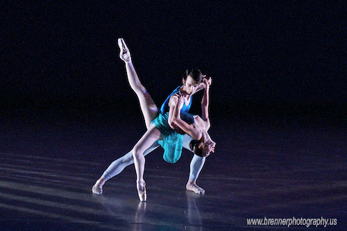 Ballet Dancers in Performance at UC CCM Spring Dance Concert 2009.  Dance Photography | by WB - CMH