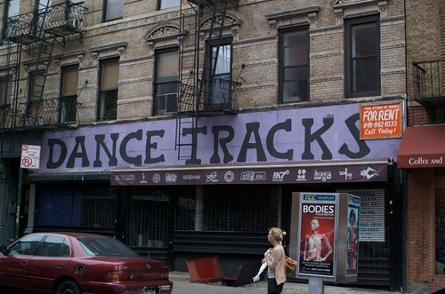 Dance Tracks | by Tim Varney