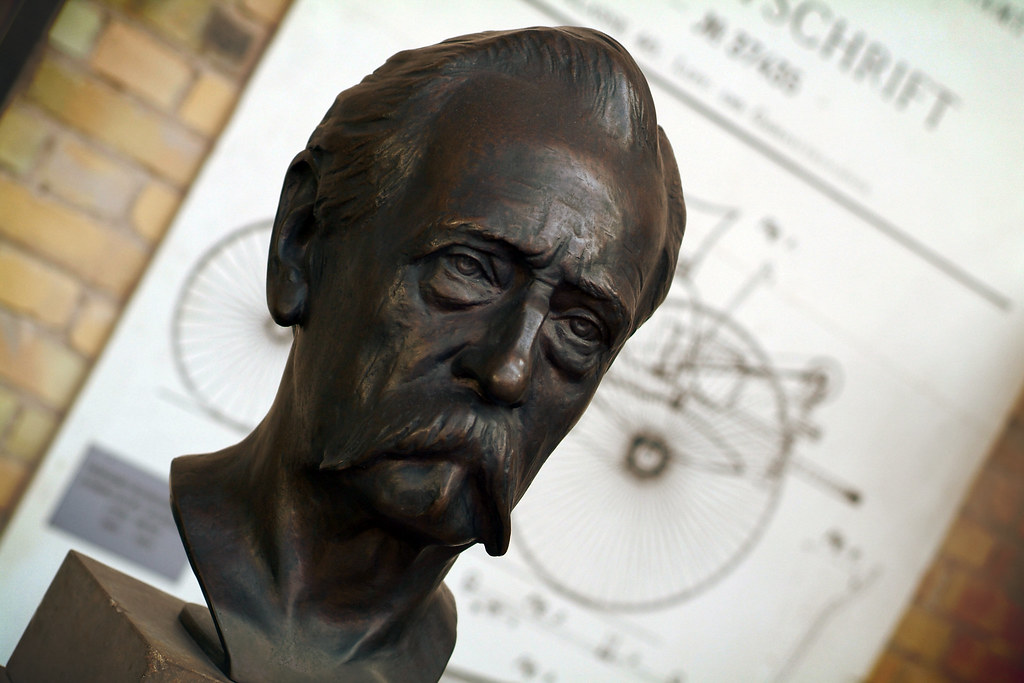 Karl Benz: Karl Friedrich Benz. Apparently, You Can Spell