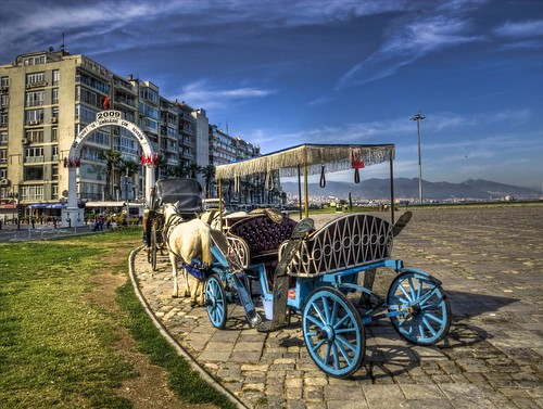 how to get from bursa to izmir