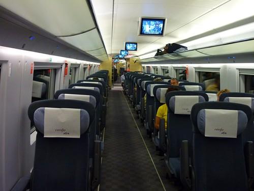 Ave madrid barcelona tren ave alta velocidad for Ave hotel barcelona madrid