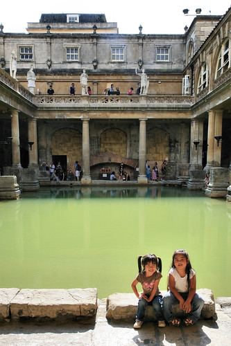Roman Baths | by Donna & Andrew