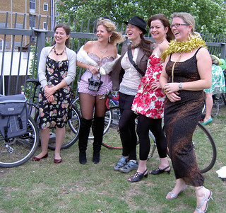 Glamour ride 2009 a | by Funny Cyclist