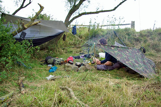 Camp. Coracle, Canoes and Wild Eating in Sussex | by The Hungry Cyclist