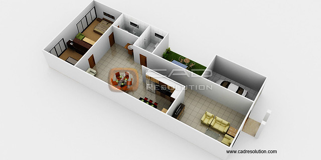 Floor Plan Builder 3d Floor Plan Render Our Builder Or D Flickr