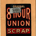 Eight Hour Union Scrap Tobacco ad