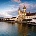 Switzerland - Luzern: A Pastel Palette