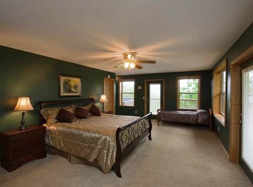 Master Bedroom Suite Green West Walk In Closet Access Flickr