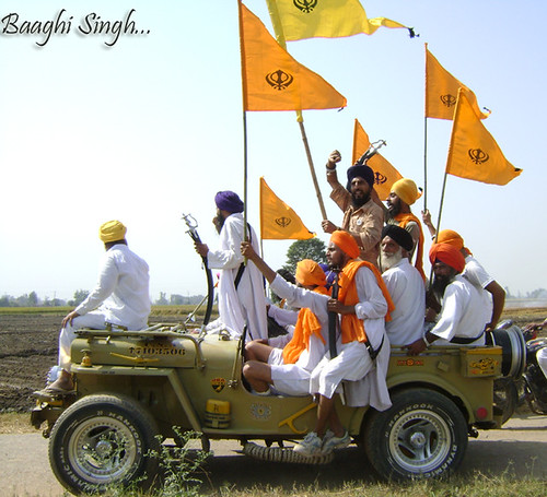 Khalsa March | by Baaghi Singh...