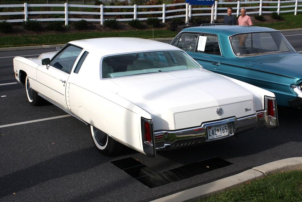 1972 Cadillac Eldorado Coupe Richard Spiegelman Flickr