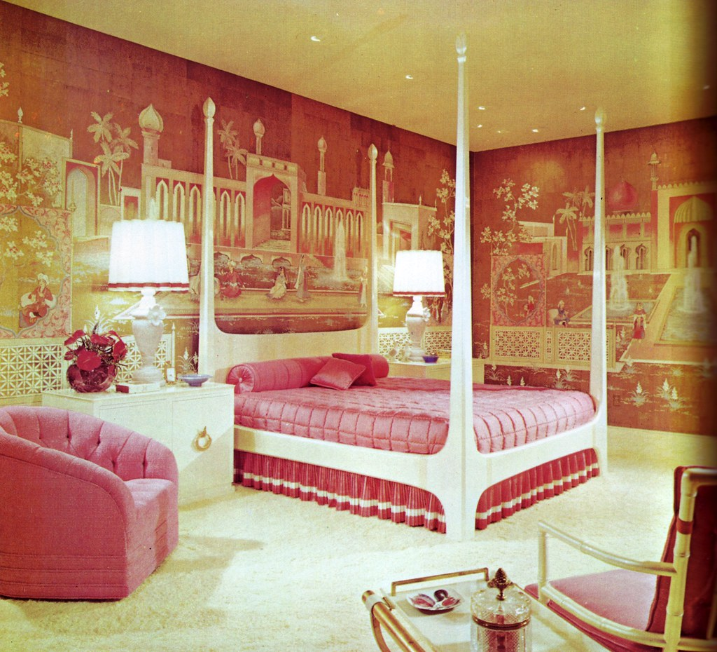 The Persian Dream Bedroom Caption Reads A Sensuous