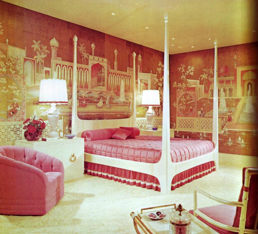 The Persian Dream Bedroom Caption Reads A Sensuous Subtl Flickr