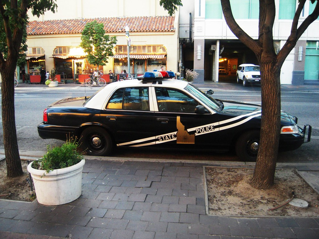 Police Car Pics >> Idaho Police Car | Boise, Idaho | Edgar Zuniga Jr. | Flickr